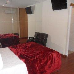 Hotel Paulista 2* Стандартный номер двуспальная кровать фото 21