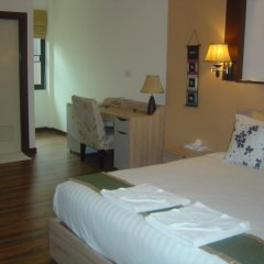 Отель QG Resort 3* Стандартный номер с различными типами кроватей фото 2