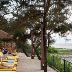 Отель Beleza By The Beach Индия, Гоа - 1 отзыв об отеле, цены и фото номеров - забронировать отель Beleza By The Beach онлайн пляж фото 2