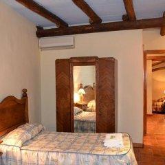Отель El Escudo de Calatrava Номер Делюкс с различными типами кроватей фото 7