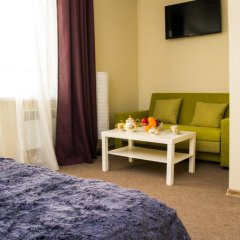 Гостиница Березка 4* Стандартный номер с различными типами кроватей фото 17