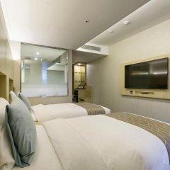Отель A First Myeong Dong 3* Стандартный номер фото 12
