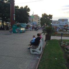 Отель ATOL Солнечный берег парковка