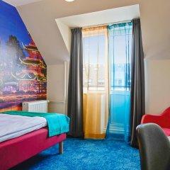 Richmond Hotel 3* Семейный люкс с 2 отдельными кроватями фото 2