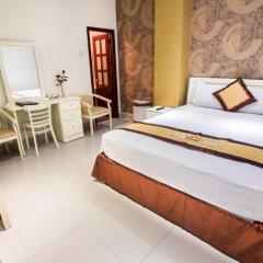 Saigon Night Hotel 2* Улучшенный номер с различными типами кроватей фото 4