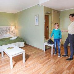 Jurmala SPA Hotel 4* Улучшенный номер с различными типами кроватей фото 10