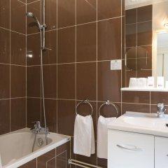Отель Hôtel Londres Saint Honoré 2* Стандартный номер с различными типами кроватей