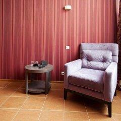 Бутик-отель Зодиак 3* Улучшенный номер с двуспальной кроватью фото 2