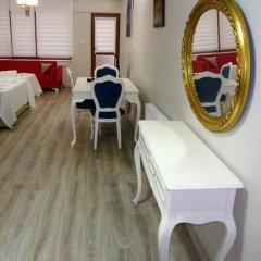 Отель carme otel 2 3* Стандартный номер с различными типами кроватей фото 11