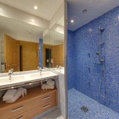 Отель Domaine du Mont Leuze ванная