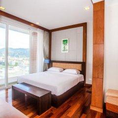 Отель Q Conzept Апартаменты с 2 отдельными кроватями фото 10