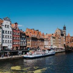 Апартаменты Elite Apartments – Gdansk Old Town Гданьск пляж