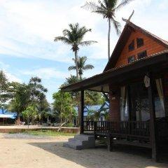 Отель Saladan Beach Resort 3* Бунгало с различными типами кроватей фото 27