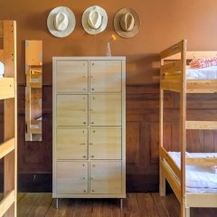 Ambiente Hostel & Rooms Кровать в общем номере с двухъярусной кроватью фото 2