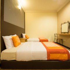 Soho City Hotel Стандартный номер с различными типами кроватей фото 3