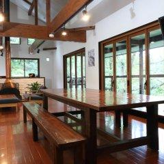 Отель Bears Den Mountain Lodge Хакуба интерьер отеля фото 2