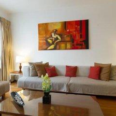 Отель Sea View Monarch Apartment Шри-Ланка, Коломбо - отзывы, цены и фото номеров - забронировать отель Sea View Monarch Apartment онлайн комната для гостей фото 4