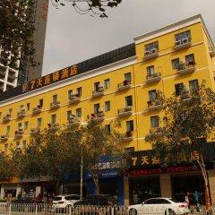 Отель 7Days Inn Shenzhen Xilin Metro Station Шэньчжэнь