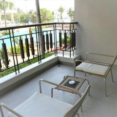 Отель Welcome World Beach Resort & Spa Таиланд, Паттайя - отзывы, цены и фото номеров - забронировать отель Welcome World Beach Resort & Spa онлайн балкон