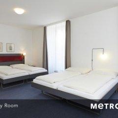 Metropole Easy City Hotel 3* Стандартный семейный номер с двуспальной кроватью