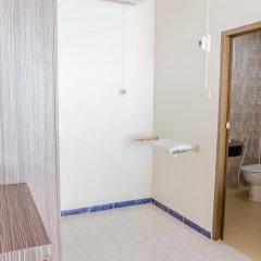 Отель Delicious Residence 2* Улучшенный номер с двуспальной кроватью фото 3