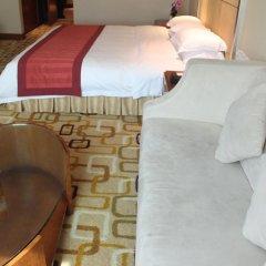 Zhong Tai Lai Hotel Shenzhen 4* Номер Делюкс фото 8
