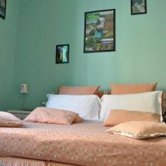 Отель Relais Firenze Stibbert 2* Стандартный номер с различными типами кроватей фото 7