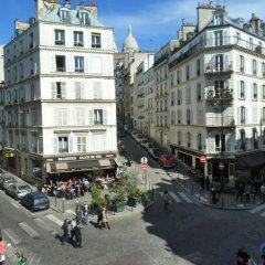 Отель Appart Montmartre Clignancourt Париж