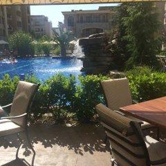 Отель Cascadas 7 Studio Болгария, Солнечный берег - отзывы, цены и фото номеров - забронировать отель Cascadas 7 Studio онлайн балкон