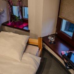 Отель Lódzki Palacyk 3* Стандартный номер с различными типами кроватей