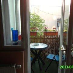 Апартаменты Smeralova Apartments балкон