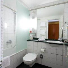 Отель Parkhotel im Lehel 3* Стандартный номер с различными типами кроватей фото 4