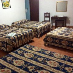 Hotel Brazil 2* Стандартный семейный номер с двуспальной кроватью