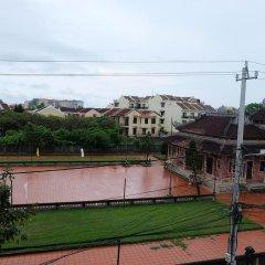 Отель Champa Hoi An Villas 3* Стандартный семейный номер с двуспальной кроватью фото 4