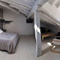 Отель Hosteria de Arnuero 3* Улучшенный номер с различными типами кроватей фото 14