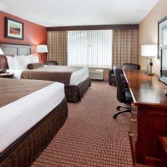 Отель Crowne Plaza Cleveland South-Independence 3* Стандартный номер с различными типами кроватей