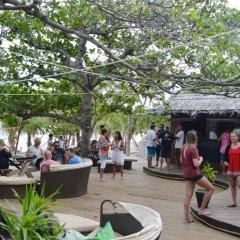 Отель Mantaray Island Resort 3* Вилла с различными типами кроватей фото 8
