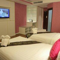Отель Achada Beach Pattaya 3* Номер Делюкс с 2 отдельными кроватями фото 8