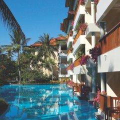 Отель The Laguna, a Luxury Collection Resort & Spa, Nusa Dua, Bali 5* Номер Делюкс с различными типами кроватей фото 12