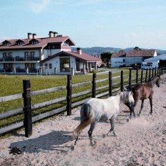 Отель Rancho Santa Gerónima с домашними животными
