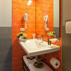 Отель Residence Sottovento 3* Студия с различными типами кроватей фото 20