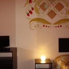 Хостел Бабушка Хаус Номер с общей ванной комнатой с различными типами кроватей (общая ванная комната) фото 8