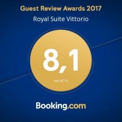 Отель Royal Suite Vittorio спортивное сооружение