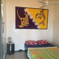 Отель Pension Rangiroa Plage комната для гостей фото 2