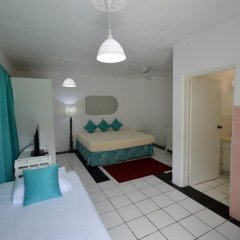 Отель Sunset Resort Треже-Бич комната для гостей фото 4