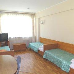 Гостиница Реакомп 3* Стандартный номер с разными типами кроватей фото 24