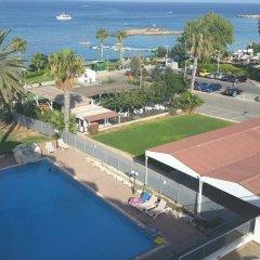 Отель Paradise Apartment Кипр, Протарас - отзывы, цены и фото номеров - забронировать отель Paradise Apartment онлайн спортивное сооружение