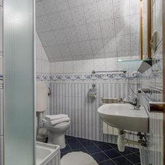 Отель Pensjonat Litworówka Поронин ванная фото 2