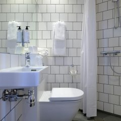 Zleep Hotel Copenhagen City 3* Номер категории Эконом с различными типами кроватей фото 3