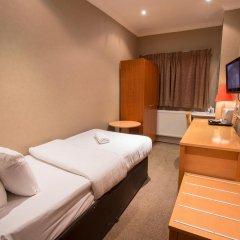 Newham Hotel 2* Стандартный номер с различными типами кроватей (общая ванная комната) фото 3